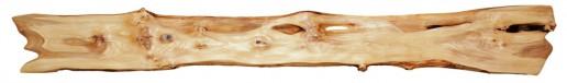 Intuitive Holzkunst - Im Fluss