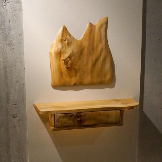 Holzkunstwerk - Beginnen