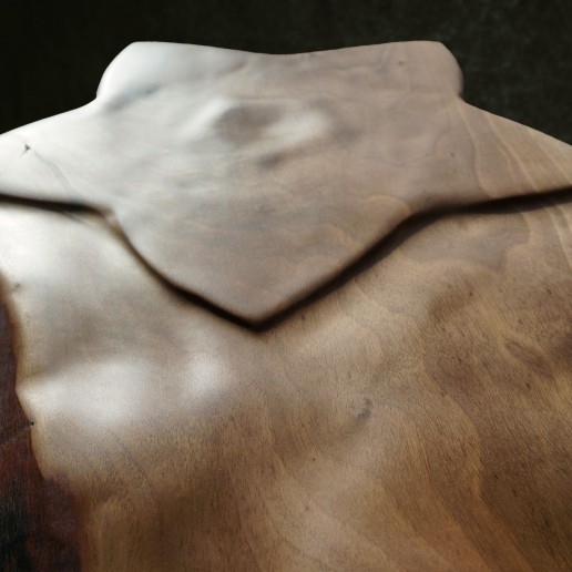 Holzkunstwerk - Sternbild