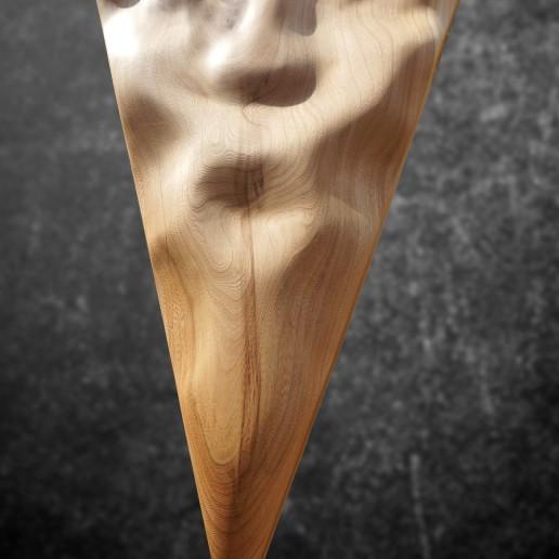 Holzkunstwerk - Die Hohe Alchemie