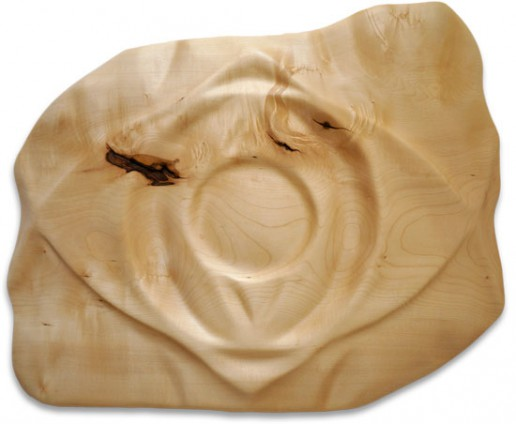 Holzkunstwerk - Klarheit