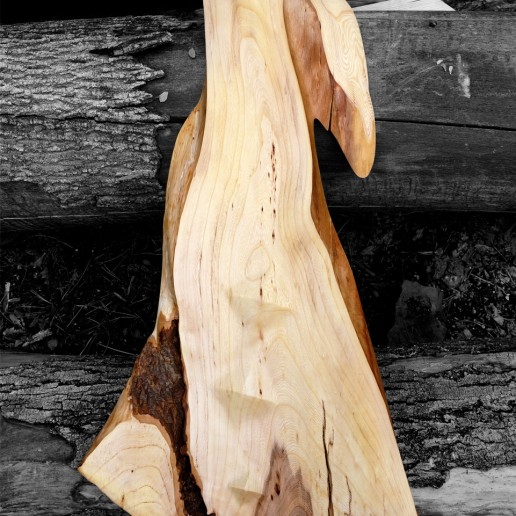 Holzkunstwerk - Konstellationen