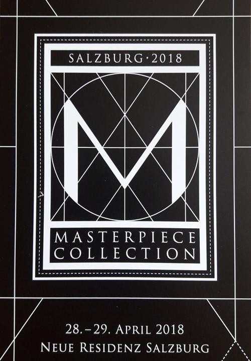 Masterpiece Collection 2018 Salzburg Logo