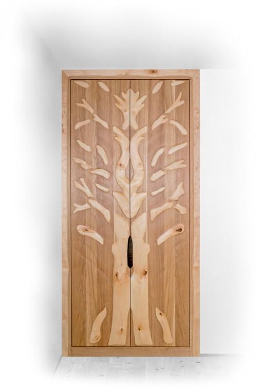 Martin Schwarzinger Intuitive Wood Art - Sadiera