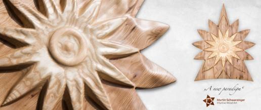 Martin Schwarzinger Intuitive Wood Art -