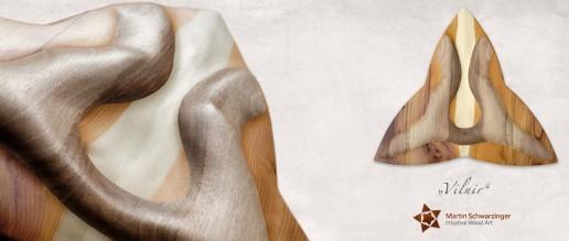 Martin Schwarzinger Intuitive Wood Art - Vilnir